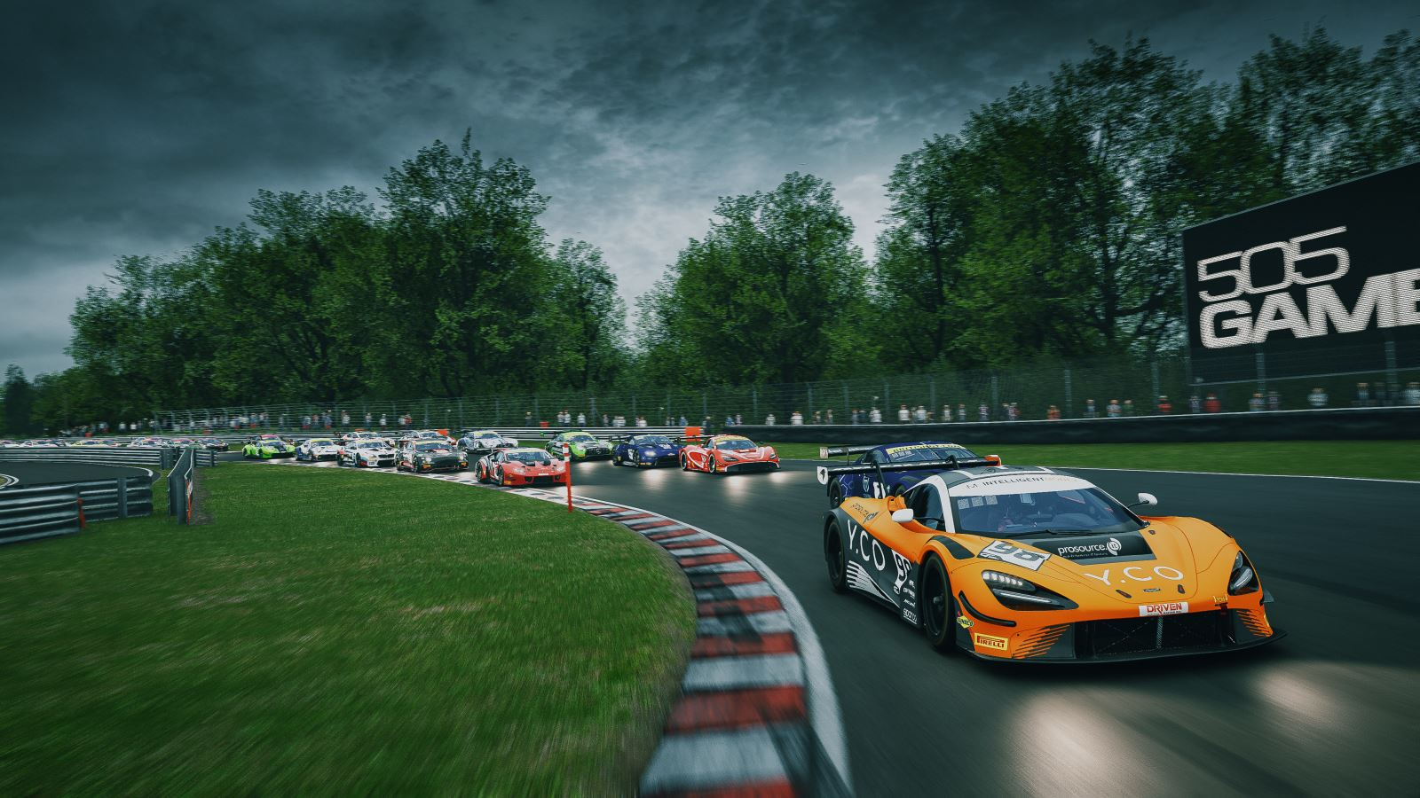 Oulton Park set for British GT Esports Championship season opener