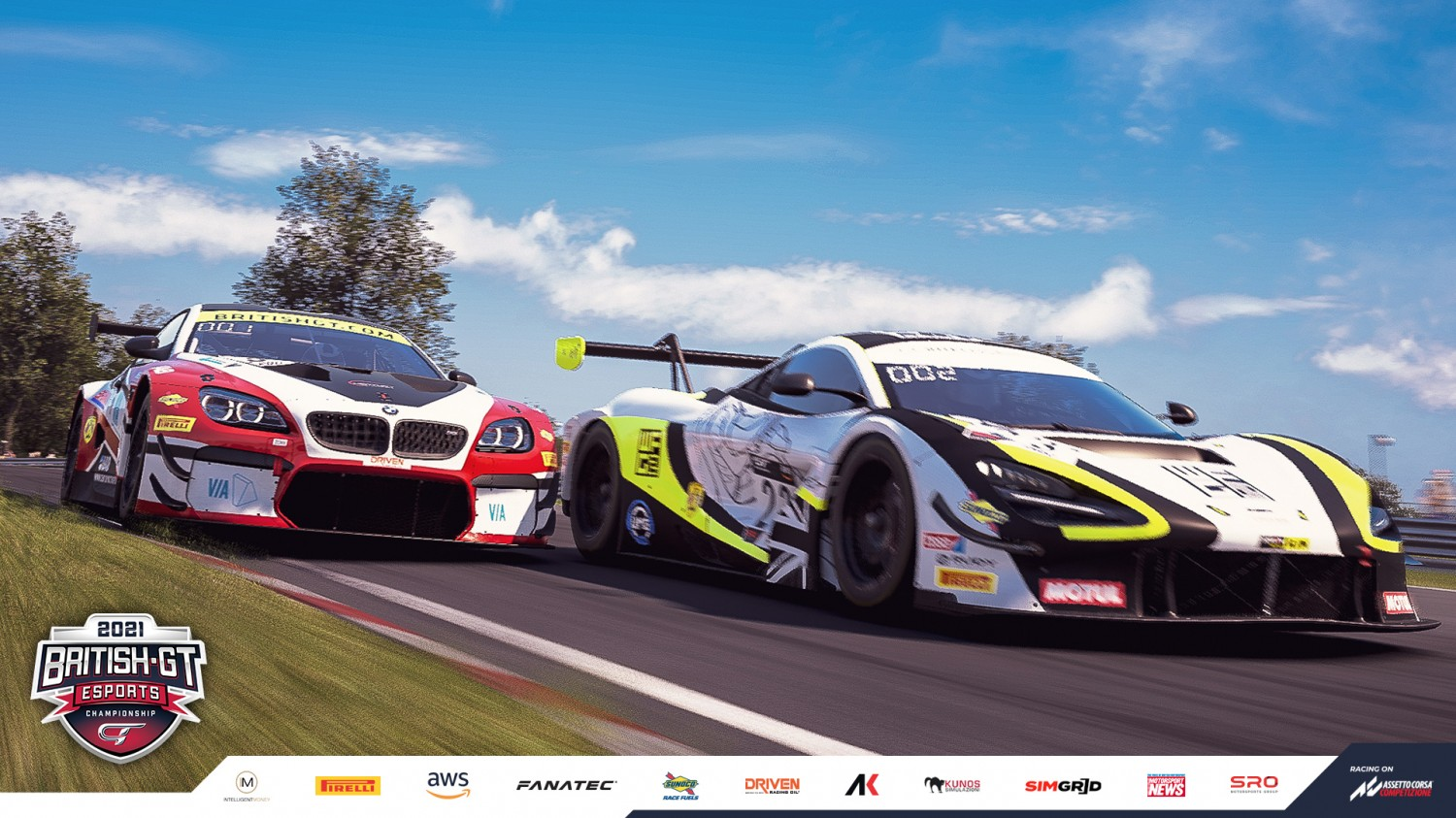 Esports Preview: Sim racers ready for Round 2 at Snetterton this Sunday