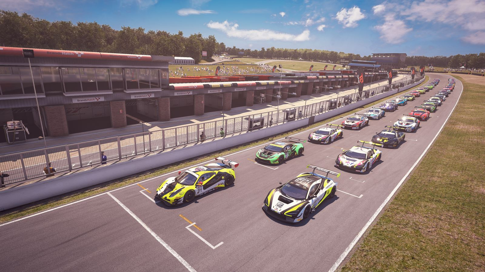 Esports Preview: Titles on the line at Silverstone's penultimate round