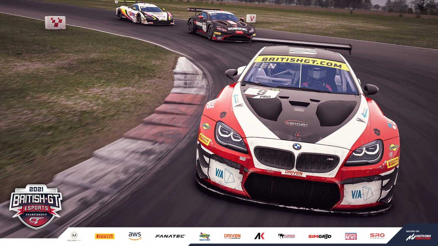 Esports Preview: 2021 campaign reaches halfway mark at Brands Hatch
